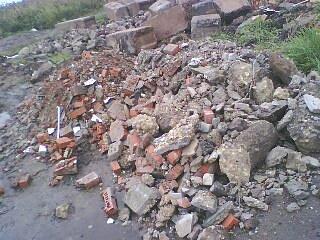 купить бой кирпича бетона Гатчина